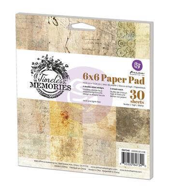Prima Marketing Timeless Memories Paper Pad