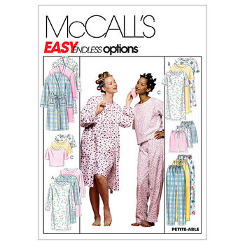 McCall's Misses Sleep & Lounge-M2476