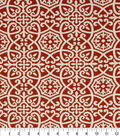 Optimum Performance Acrylic Fabric 54\u0027\u0027-Cayenne Geometrics