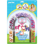 Perler Beads Rainbow Pony Activity Kit, , hi-res