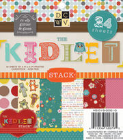 "DCWV 6""x6"" The Kidlet Stack, , hi-res"