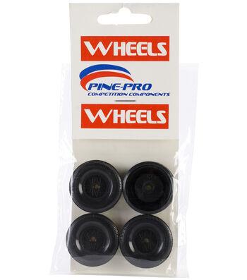 Pine Car Derby Wheels 4 Pack