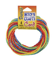 Rainbow Cord 3mm-4 Yards/Pk, , hi-res