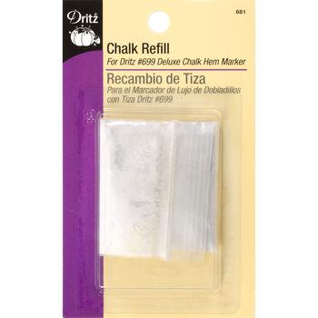 Chalk Refill-White