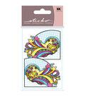 Sticko Functionality Pockets-Rainbow