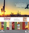 Paper House Paper Crafting Kit 12\u0022X12\u0022-Southwest Adventure