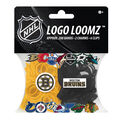 Forever Collectibles Logo Loomz Filler Pack Boston Bruins