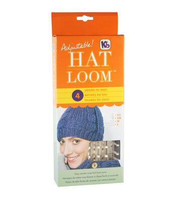 Knitting Board Hat Loom 4-In-1