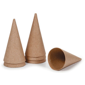 Darice Paper Mache Cone