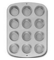 Wilton® Recipe Right 12 Cup Mini Muffin Pan, , hi-res