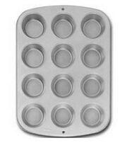 Wilton® Recipe Right 12 Cup Mini Muffin Pan, , hi-res
