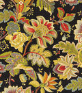 Swavelle Millcreek Multi-Purpose Decor Fabric 54\u0022-Venezla Cliffside Noir