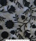 Knit Print Mesh Fabric 54\u0027\u0027-Floral