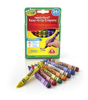 My First Crayola Washable Triangular Crayons -8/Pkg, , hi-res