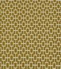Home Decor 8\u0022x8\u0022 Fabric Swatch-Print Fabric Robert Allen Cats Cradle Chestnut