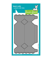 Lawn Fawn Lawn Cuts Custom Craft Die -Candy Box, , hi-res