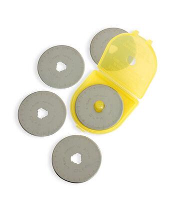 Olfa Rotary Blade Refills-45mm 5/Pkg