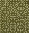 Home Decor 8\u0022x8\u0022 Fabric Swatch-Robert Allen Tuscan Scroll Linen