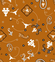 "University of Texas Longhorns Cotton Fabric 43""-Bandana, , hi-res"