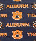 Auburn University Tigers Canvas Fabric 58\u0022-Logo