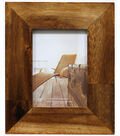 Acacia Wood Frame 5x7-Light Brown