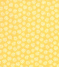 Quilter\u0027s Showcase™ Cotton Fabric 44\u0022-Daisy Yellow