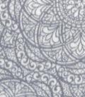 Anti-Pill Fleece Fabric 59\u0022-Masci Steel