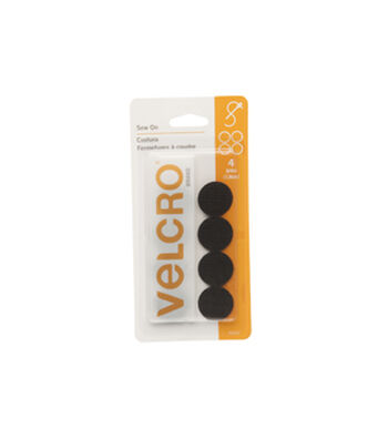 VELCRO® Brand 0.75'' Sew-On Coins