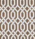 Home Decor 8\u0022x8\u0022 Fabric Swatch-Eaton Square Osprey Frappaccino