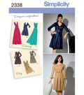 Simplicity Pattern 2338BB 20W-28W -Simplicity Misses