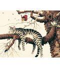 Paint By Number Kit 14\u0022X11\u0022-Too Pooped/Charles Wysocki