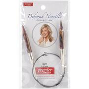 Deborah Norville Fixed Circular Needles Size 11, , hi-res