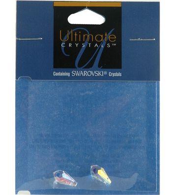 Swarovski Teardrop Bead 13mmx6.5mm 2pk-a