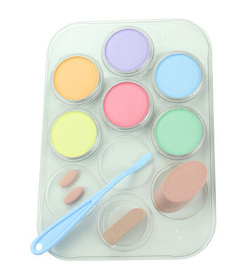 PanPastel Pearlescent Painting Set 9ml 6/Pkg