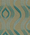 Home Decor 8\u0022x8\u0022 Fabric Swatch-Elite Caprizzio Teal