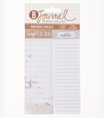 Teresa Collins™ 2''x6'' Long Memo Pads