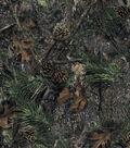 True Timber Fleece Fabric 59\u0022-Mixed Pine
