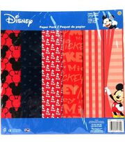 Disney Paper Pack Mickey, , hi-res