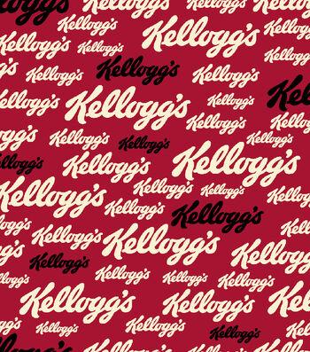 Kelloggs® Cotton Fabric 43''-Logo