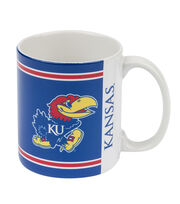 University of Kansas Jayhawks Coffee Mug, , hi-res