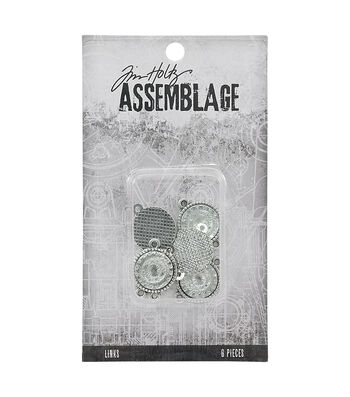 Tim Holtz® Assemblage Links-Mirrored Medallions