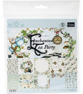 Couture Creations Double-Sided Paper Pad 6\u0022X6\u0022-Enchanted Tea Party