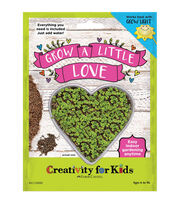 Creativity For Kids® Grow a Little Love Kit, , hi-res