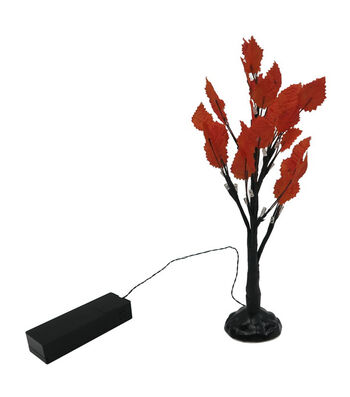 Fall Into Color Littles Large LED Tree-Red