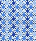 Home Decor 8\u0022x8\u0022 Fabric Swatch-Waverly On Display/Blueberry
