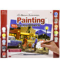 Royal Langnickel A Night At The Movies Paint By Number Kit