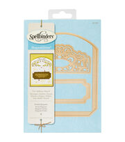 Spellbinders® Shapeabilities® Etched Die-Pocket Elegante, , hi-res