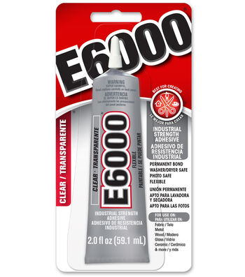 E6000 Multipurpose Adhesive-2oz Clear