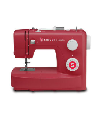 Singer Simple 3223BY Sewing Machine-Berry