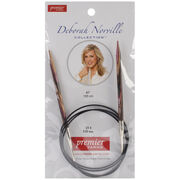"Deborah Norville Fixed Circular Needles 40"" Size 9/5.5mm, , hi-res"